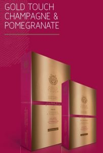 gold touch champagne tisanoreica-shop
